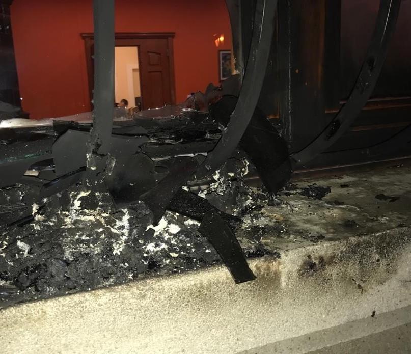 У Польщі за матеріалами СБУ засуджено підпалювачів офісу Товариства угорської культури в Ужгороді