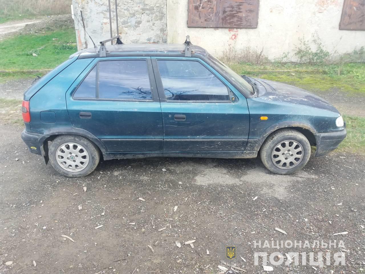 На Виноградівщині затримали п'ятьох п'яних водіїв