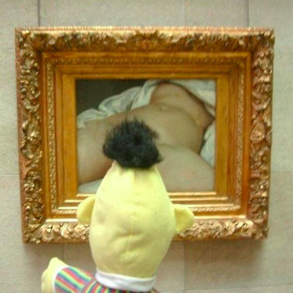 Мистецтвознавці розгадали особу жінки, зображеної на картині Гюстава Курбе