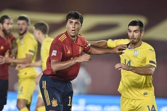У грі з іспанцями мукачівський півзахисник вийшов у стартовому складі.