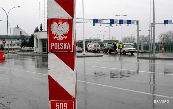 До Польщі за півроку не пустили майже 25 тисяч українців
