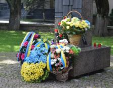В Ужгороді вшанували жертв політичних репресій