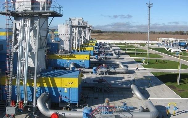 Цьогоріч у підземні сховища України закачали 10 млрд кубометрів газу європейських компаній.
