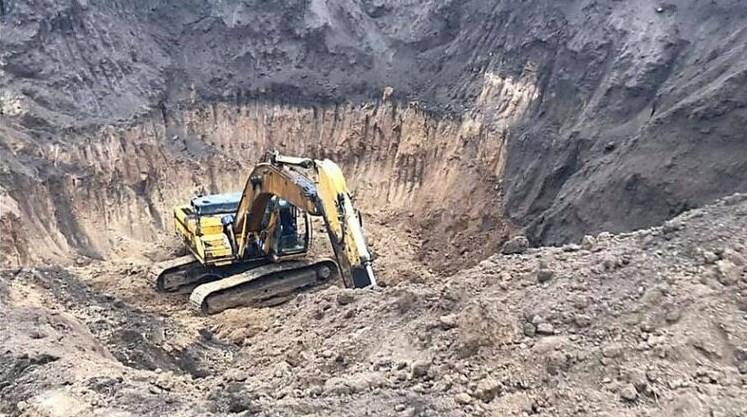 Днями в Україні, в Миколаївській області, був знищений рідкісний археологічний пам'ятник -