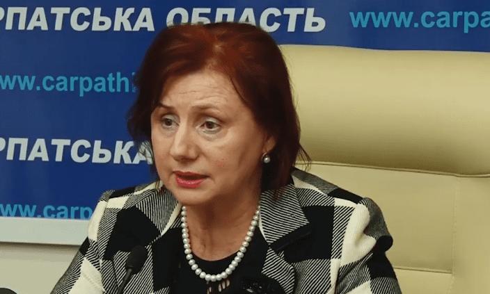 Руководитель департамента здравоохранения Елизавета Биров уходит со своей должности.
