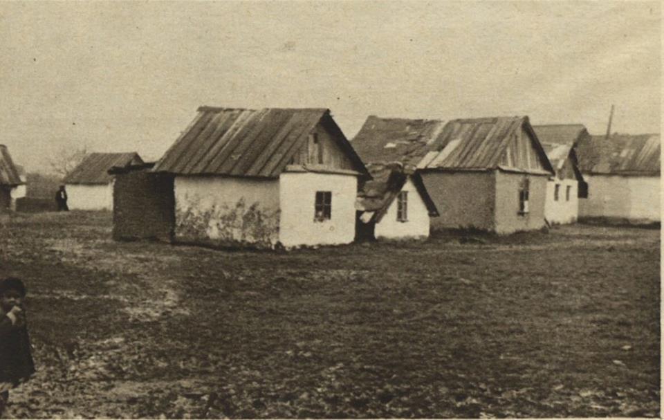 В мережі показали історичну світлину ромського табору в 1930-х роках