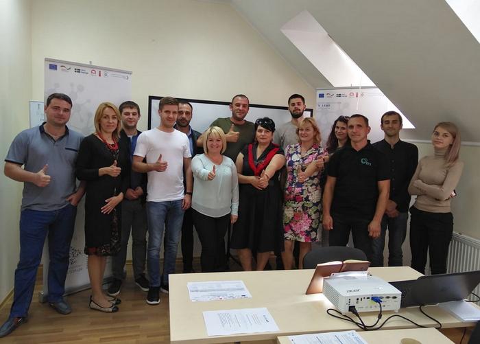У Закарпатському Центрі розвитку місцевого самоврядування пройшов тренінг «Просторове планування та землекористування в ОТГ».