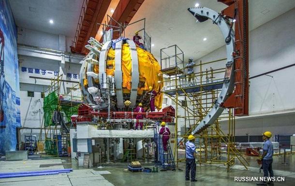 Фізики успішно розігріли плазму всередині пристрою HL-2M до температури 150 млн градусів Цельсія.