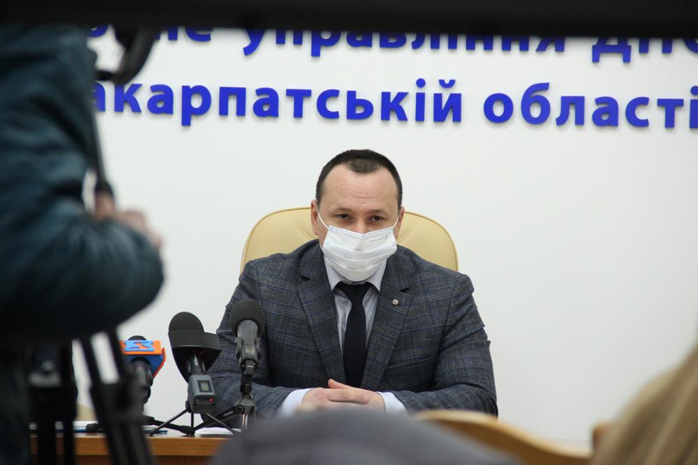 Про це повідомив заступник начальника Головного управління ДПС у Закарпатській області.