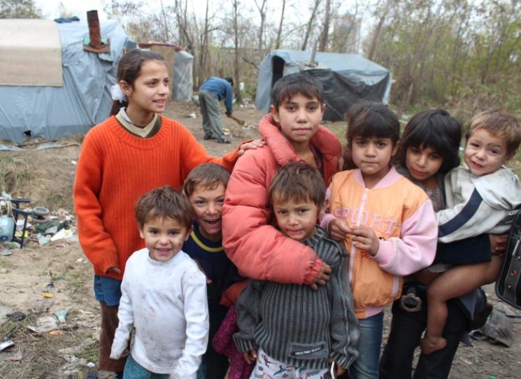 Роми, котрим розгромили табір, отримають по 11,000 євро компенсації