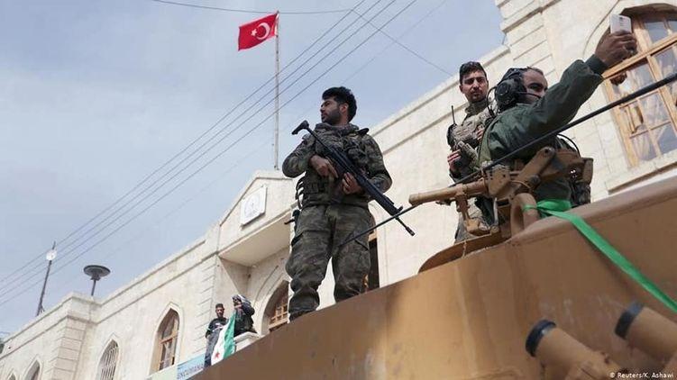 Туреччина ввела війська в Сирію, чим розбурхала світові держави.