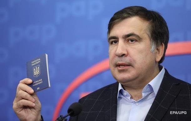 Президент каже, що, повернувши паспорт екс-губернатору Одеської області, зробив свою роботу і відновив справедливість.