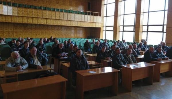 Пасічники Виноградівщини зустрілися з однодумцями з Тячівщини та Хустщини (ФОТО)