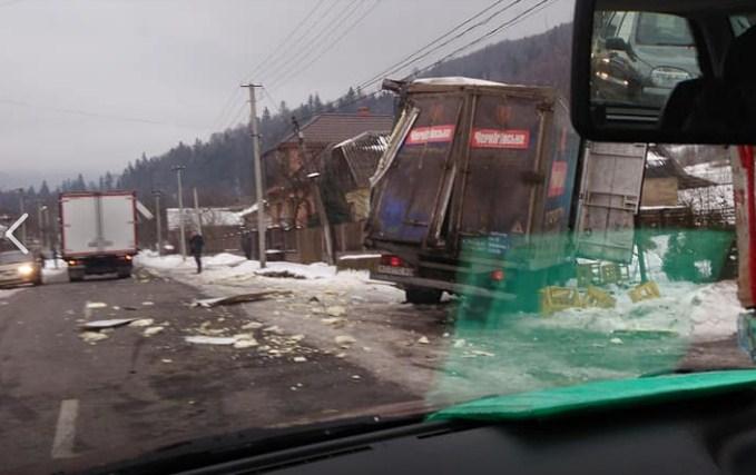 ДТП сталася вчора в селі Ставне.