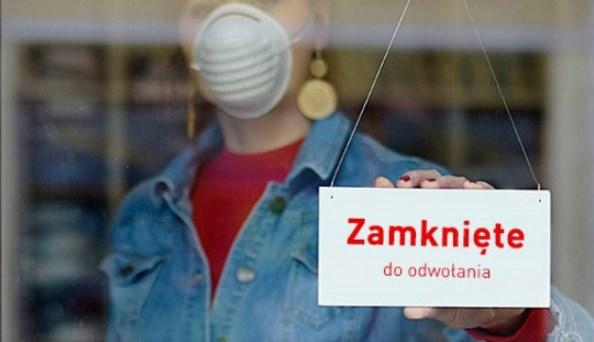 Додаткові карантинні обмеження анонсовані Урядом Польщі через стрімке погіршення ситуації з коронавірусом набудуть чинності з суботи 27 березня.