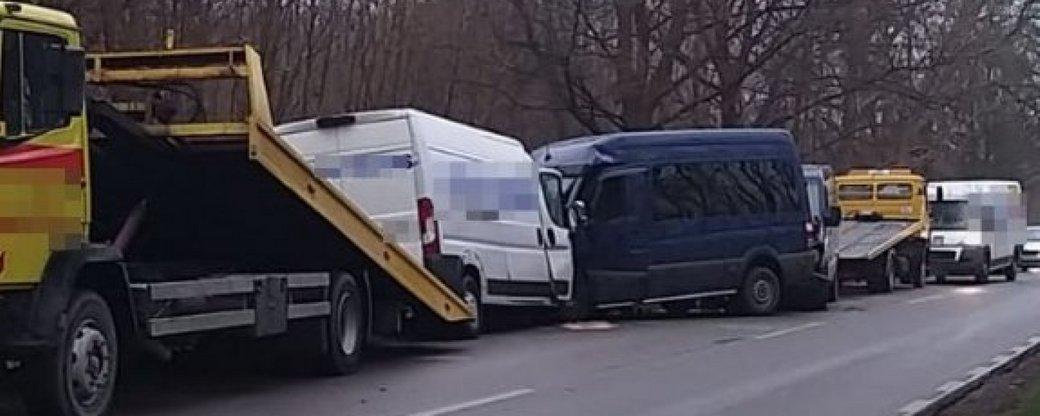 Дорожньо-транспортна пригода трапилася на автошляху між населеними пунктами Майдан Нови і Марковіче Білгорайського повіту Люблінського воєводства (південний схід Польщі).