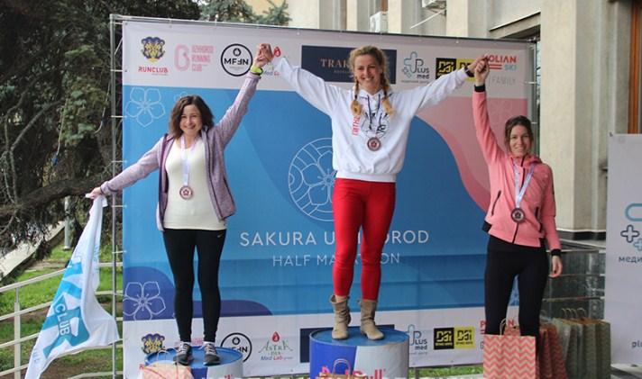 18 квітня в обласному центрі відбулася довгоочікувана легкоатлетична подія – Uzhhorod Sakura Half Marathon 2021.