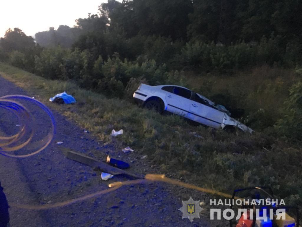 У автопригоді на Хустщині загинув 20-річний житель села Рокосово.