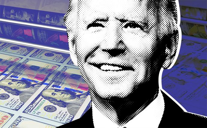 США направлять на стимулювання економіки ще 2 трильйони доларів. Як вплине чергова емісія американської валюти на її стабільність, хто на цьому заробить та чому це на руку українській владі.