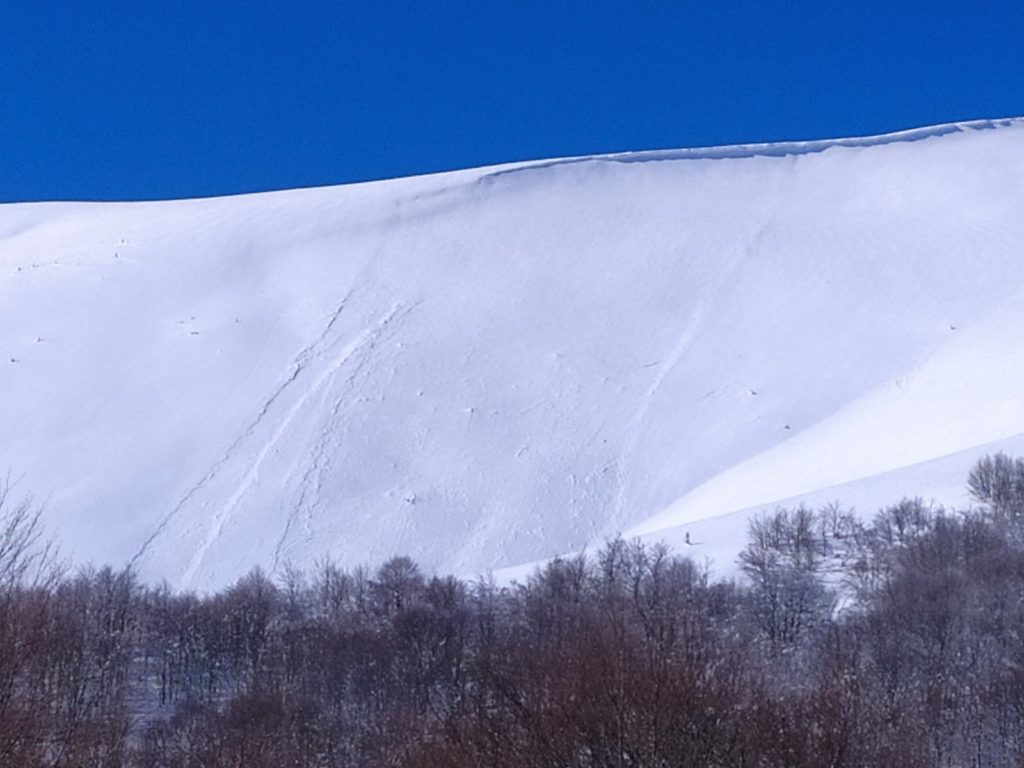 У Карпатах спостерігається лавинонебезпечна ситуація.