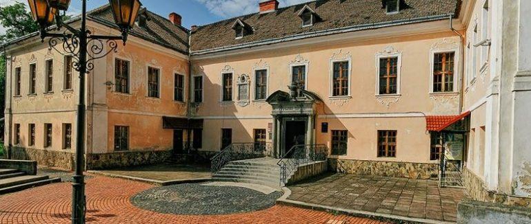 У Мукачеві планують відреставрувати палац князів Ракоці, перетворивши його на ще один туристичний
