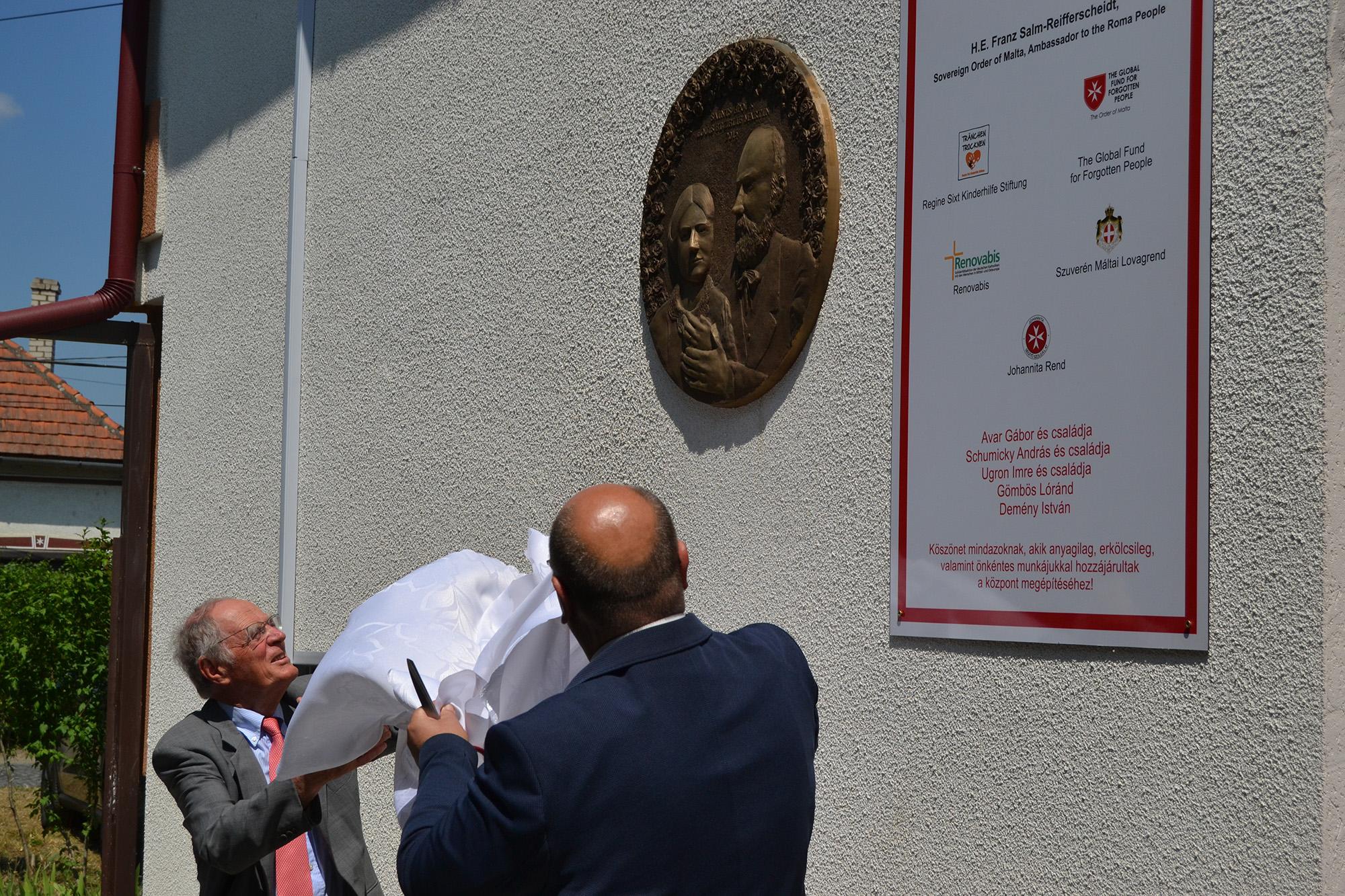 7 июля в городе Берехово, на улице Габора Бако, 74, состоялся торжественное открытие Центра имени Н. Святые Луи и Зели Мартин из Службы помощи мальтийскому району Орехове.