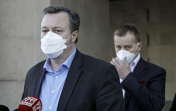Милан Крайняк рассматривает свою отставку как шаг к как можно скорее прекращению коалиционного кризиса.