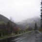 На Закарпатті очікуються дощі та зниження температури повітря
