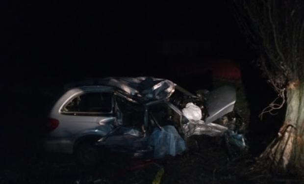 Смертельна аварія сталася у Тячеві.