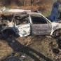 Знайдено автомобіль нападників, що розстріляли будинок екс-прокурора з гранатомета / ФОТО