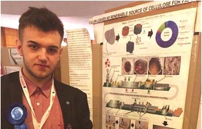 Закарпатський школяр отримав в Кенії вищу нагороду за свій винахід