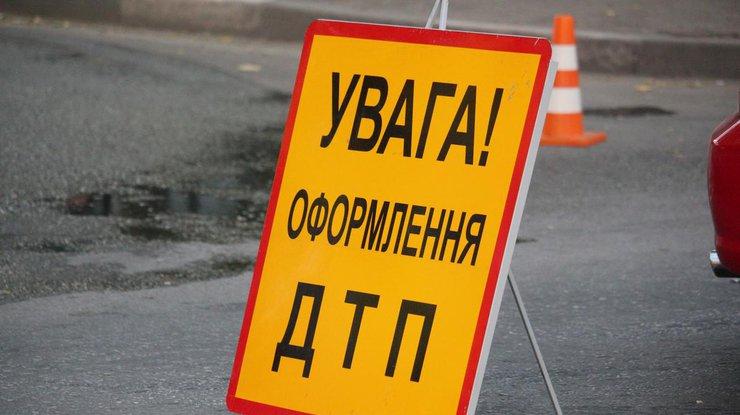У результаті аварії автомобілі розтрощені вщент.