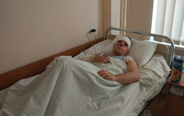 В'ячеслав Золочівський перебуває в стані середньої тяжкості, але лікарі відзначають позитивну динаміку.
