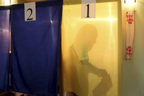 місцеві вибори відбудуться після завершення децентралізації та ухвалення Виборчого кодексу.