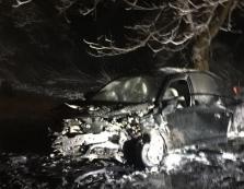 Нічна ДТП на Закарпатті: постраждали шестеро людей / ФОТО