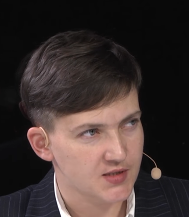 Нардеп Надія Савченко заявила про домовленість щодо обміну полоненими у пропорції один до чотирьох.