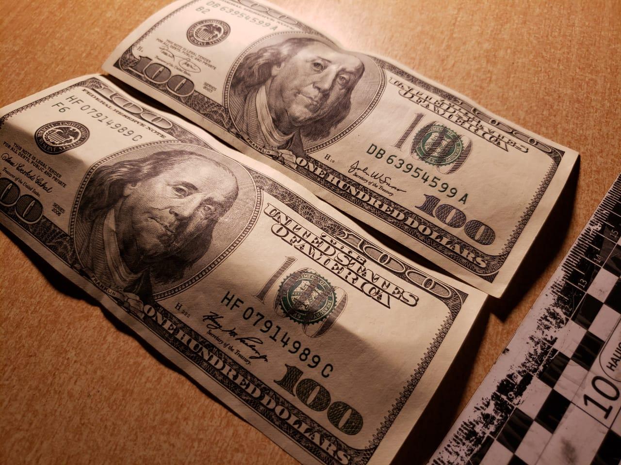 Учора ввечері на митному посту «Ужгород» Закарпатської митниці ДФС було зафіксовано факт дачі 200$ неправомірної вигоди.