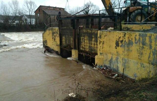 З 11 лютого водопостачання на 59 вулицях Мукачева здійснюватимуть по графіку – підтоплено свердловини водозабору