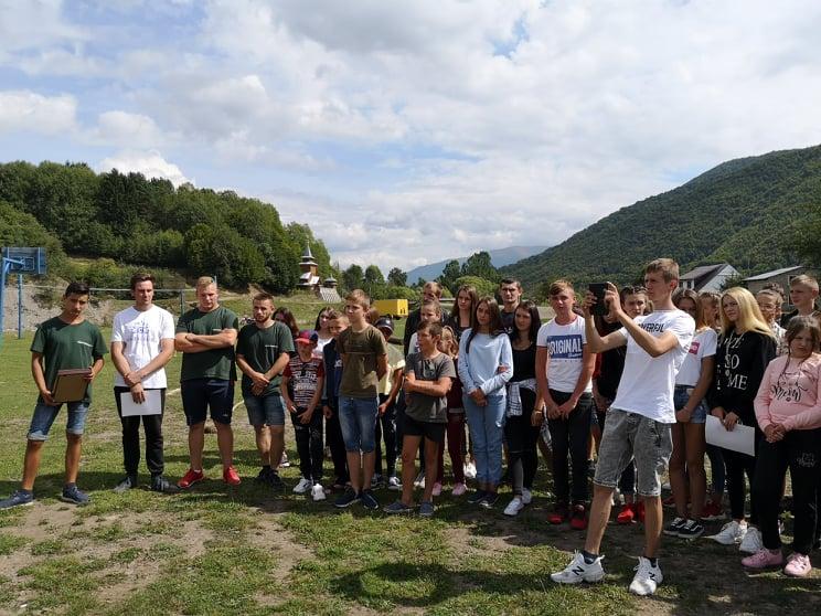 Фестиваль проводили 16-18 серпня у селі Негровець.