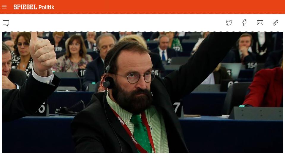 Проблема в тому, що в Брюсселі діє локдаун, а близький до Віктора Орбана політик вважається ідейним натхненником прихильників націонал-консерватизму