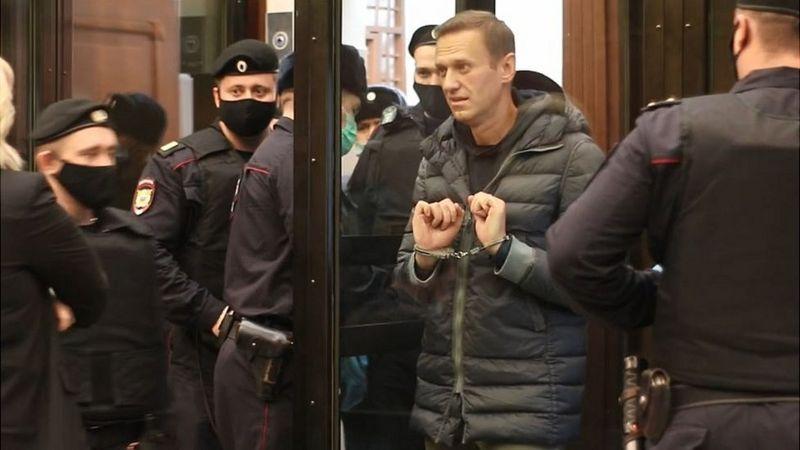 Суд у Москві замінив російському опозиціонеру Олексію Навальному умовний термін за так званою справою