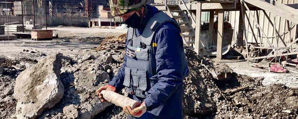 Вчера, 3 марта, ужгородские спасатели изъяли три боеприпаса второй мировой войны.