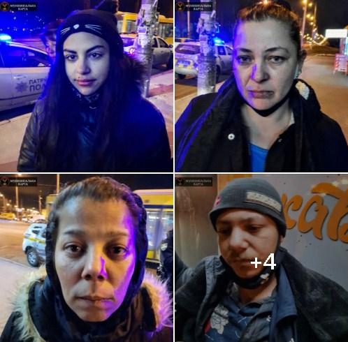 Затримані з міста Берегово.