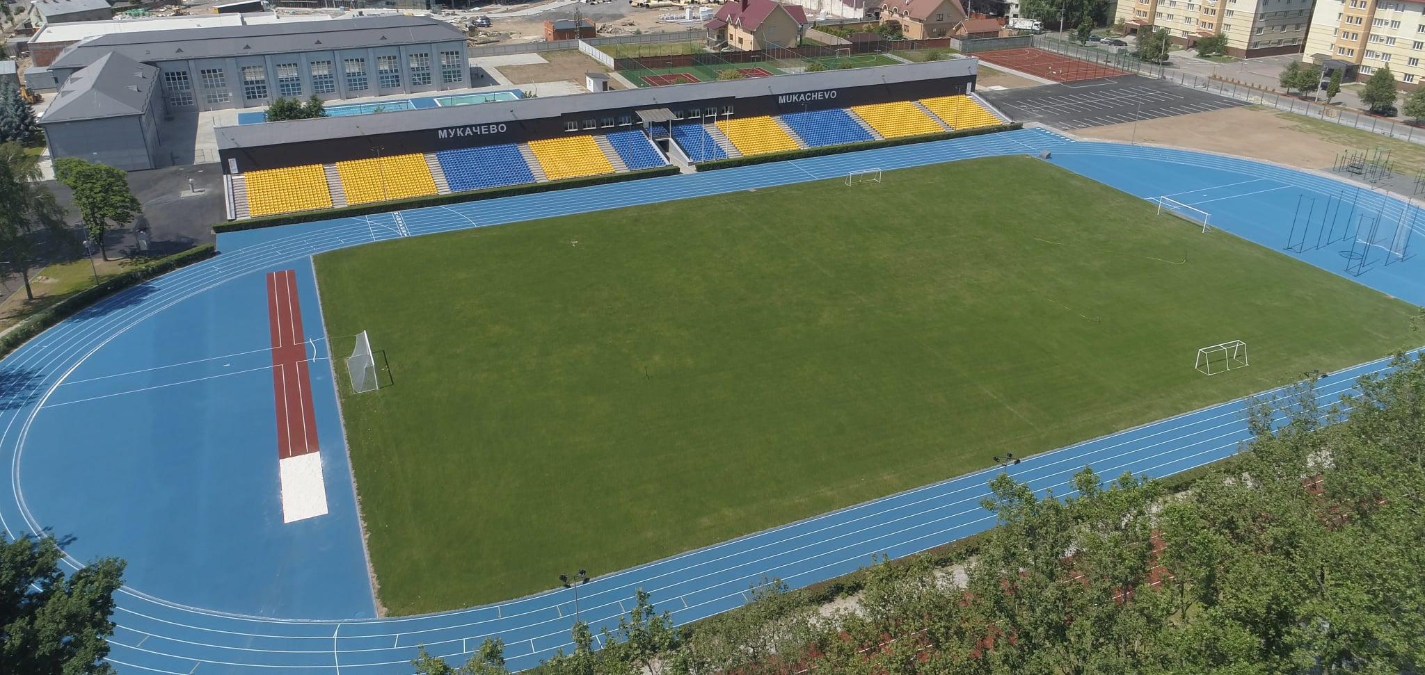 Цієї суботи в Мукачеві встановлюватимуть рекорд України: на стадіоні Мукачівської ДЮСШ буде розгорнуто найбільший Олімпійський прапор.