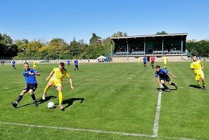 14-го вересня на ужгородському стадіоні «Спартак» відбувся 2-ий тур чемпіонату ДЮФЛ України.