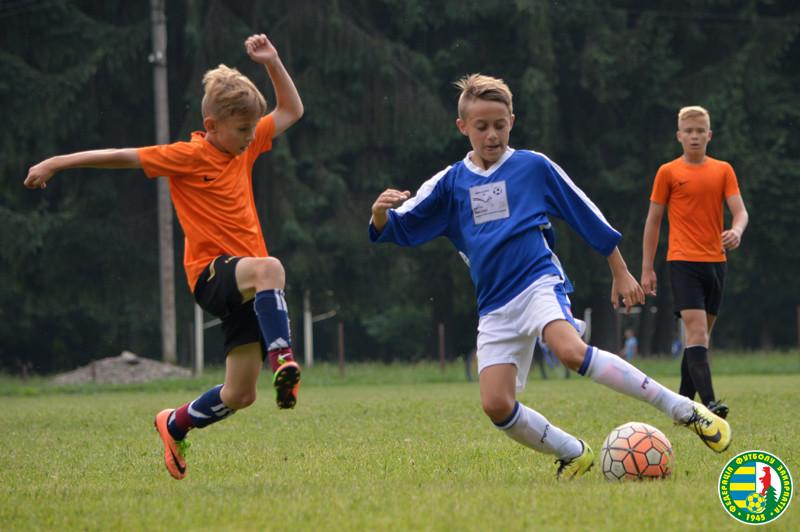 Цими днями відбулись чвертьфінальні матчі-відповіді першості Дитячо-юнацької ліги Закарпаття.
