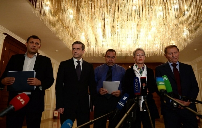 Російська сторона відмовилася брати участь в засіданні тристоронньої контактної групи з врегулювання ситуації на Донбасі, запланованій на 10 лютого в Мінську.
