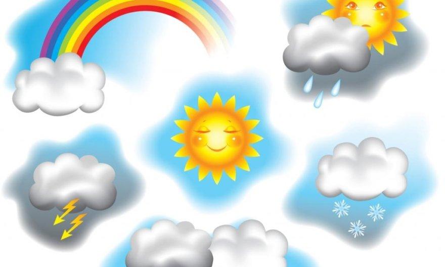 Температура повітря вночі 4-9° морозу, вдень 2° морозу - 3° тепла, на високогір'ї 5-8° морозу.