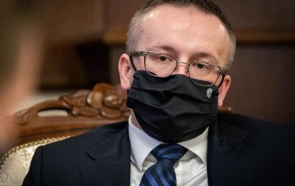 Володимира Пчолинського підозрюють в тому, що він наказав закрити справу про хабарництво свого колишнього однопартійця.