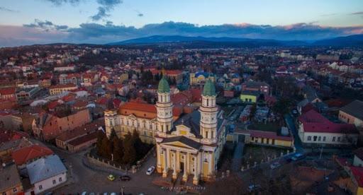 Обласний центр Закарпаття потрапив до ТОП-5 рейтингу найпривабливіших міст України.